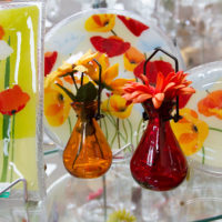 Beautiful Glass Floral Gifts